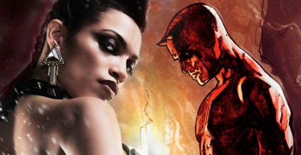 Rosario Dawson on Being a Hero in Daredevil