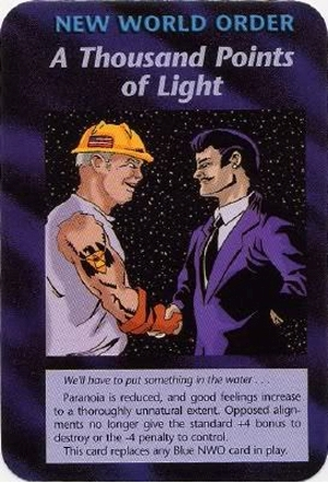 Thousand Points of Light NWO Card
